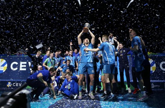 VC Dinamo Moscow CEV kup CEV cup Moskva
